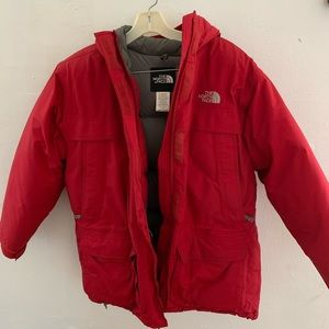Girl's North Face Coat